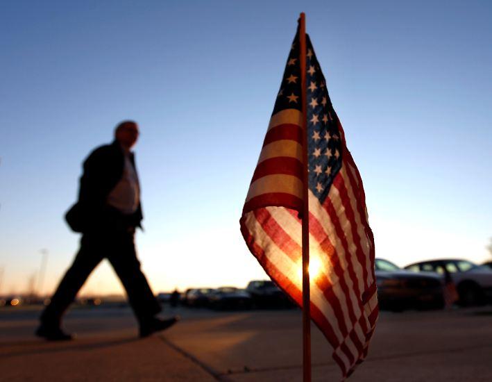 Nach 17 Monaten Wahlschlacht entscheiden die US-Amerikaner, wer ihr künftiger Präsident wird.