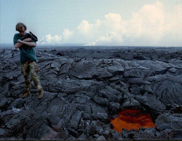 Seit Jahrtausenden sind Menschen von Vulkanen fasziniert.