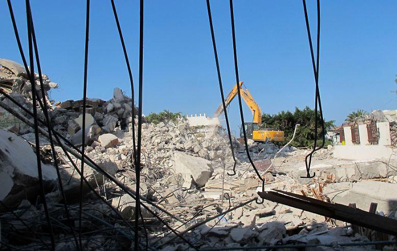Auch in Zeiten des Friedens bleibt einzigartiges Kulturerbe von der Vernichtung bedroht.