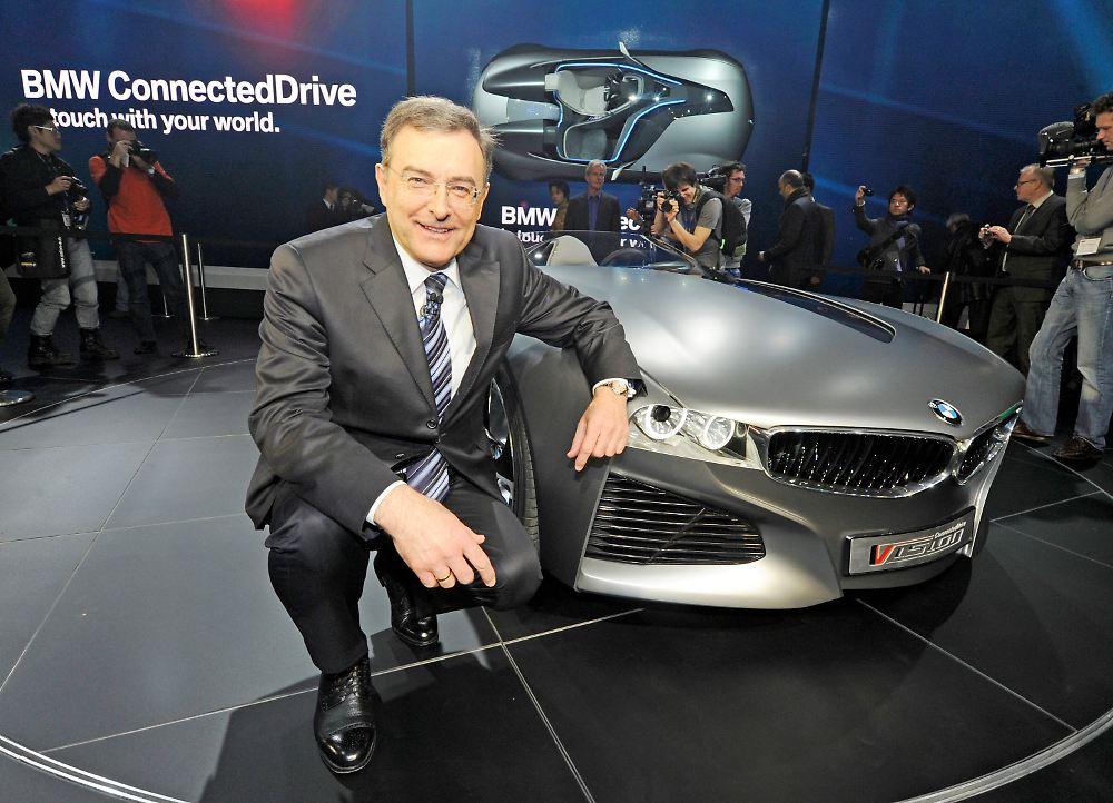 Marktanteile nicht um jeden Preis : BMW streicht hohe Rabatte - n ...