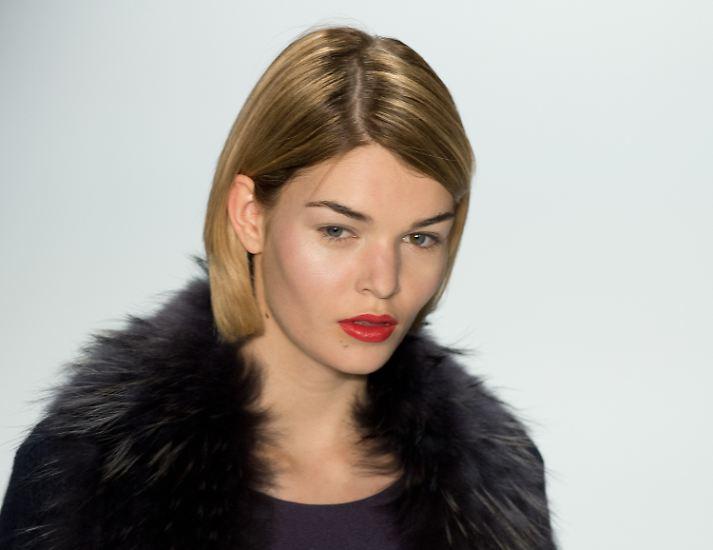 Die Berliner Modewoche mühte sich auch bei ihrer 12. Auflage, mit den großen Konkurrenten in Paris und London, ...