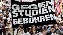 Bildungsstreik 2.0: Studentenprotest organisiert sich im Web