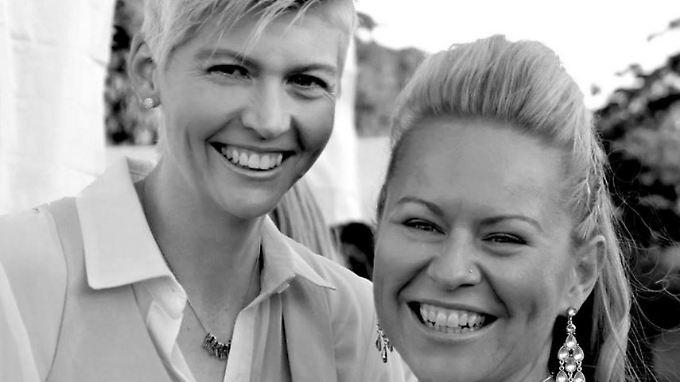 Elise und Lara Ryan.