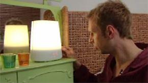 n-tv Ratgeber Test: Philips Wake-up Light
