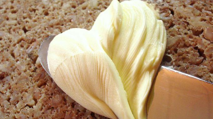 Ist Margarine besser fürs Herz? Es gibt Beweise und Gegenbeweise.