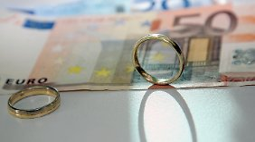 Wird eine kinderlose Ehe geschieden, kann der Unterhalt zeitlich begrenzt werden.