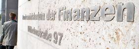 Das Bundeszentralamt für Steuern ist dem Finanzministerium unterstellt und verwaltet einen Teil der Bundessteuern.