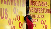Pleite droht: Arbeitnehmerrechte bei Insolvenz