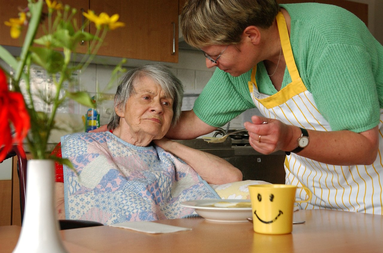 Pflegestufe Haushaltshilfe