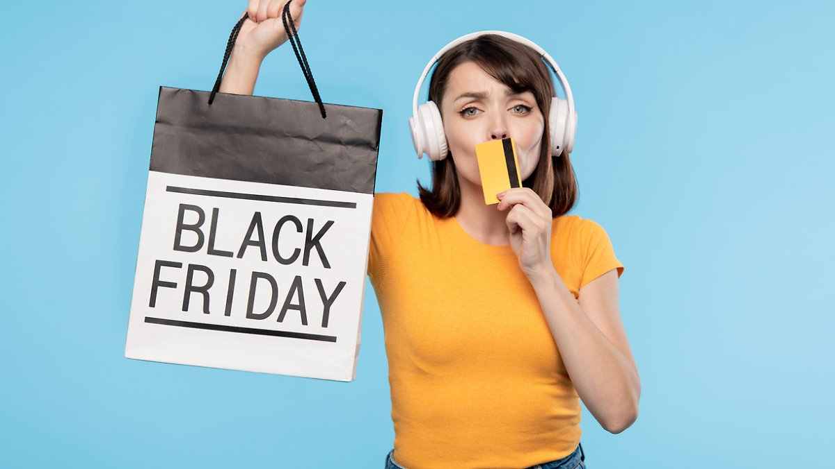 Black Friday bei Amazon: Die 10 Bestseller des Tages!