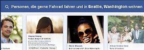 Dem Social Graph entgeht nichts: Facebook-Vergangenheit unter der Lupe
