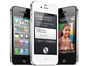 Das iPhone 4S findet wohl erst im kommenden Herbst einen Nachfolger.