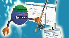 Die meisten Nutzer haben inzwischen gelernt, dass Banken keine Mails voller Rechtschreibfehler schicken.