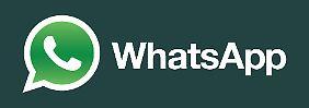 Über WhatsApp verschicken Nutzer weltweit täglich rund vier Milliarden Nachrichten.