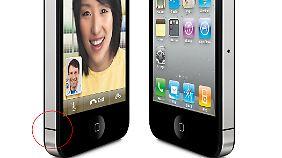 Für Experten ist der Fall klar: Die Antennen im umfassenden Metallband des iPhone 4 unterzubringen, ist ein Konstruktionsfehler.