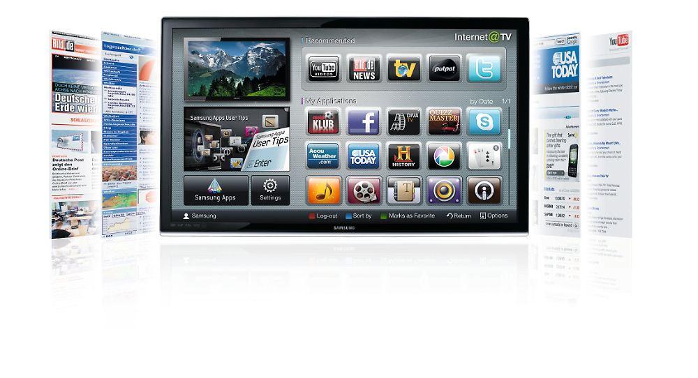 ifa 3d und internet fernsehen ein blick in die tv zukunft n. Black Bedroom Furniture Sets. Home Design Ideas